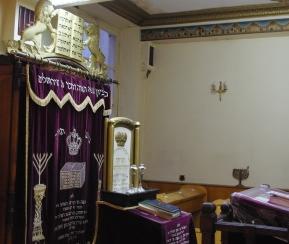 Synagogue du 17 rue Rosiers - 2