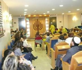 Synagogue nevé chalom - 1