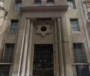 Synagogue 75016 rue Montévidéo - 2