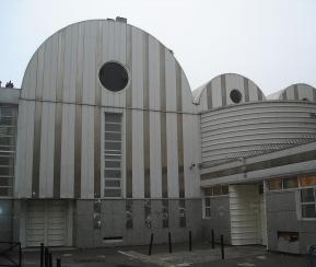 Synagogue Michkenot Israël - 1