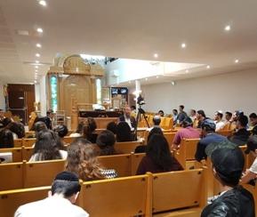Synagogue 75020 Pelleport - 1