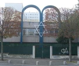 Synagogue Vitry sur seine - 1