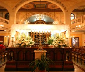 Synagogue Achkenaze de Nice - 1