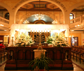 Synagogue Achkenaze de Nice - 2