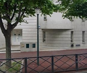 Synagogue Clichy-sur-Seine - 1