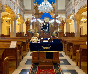 Synagogue Lyon - 1