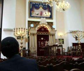 Synagogue Mazel Tov - 1