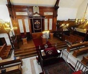 Synagogue Nantes - 1