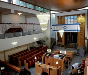 Synagogue Pantin - 1