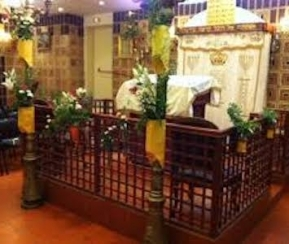Synagogue Paris 75014 - 1