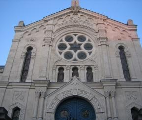 Synagogue Reims - 1