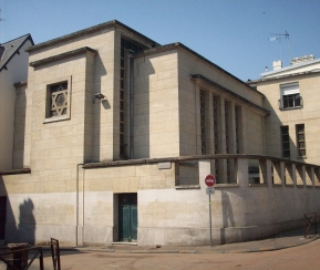 Synagogue Rouen - 1