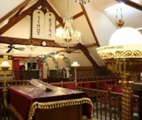 Synagogue Savigny-sur-Orge - 1
