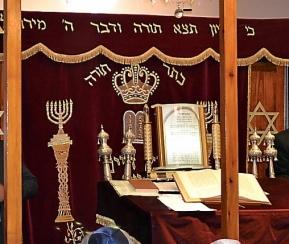 Synagogue Sète - 1