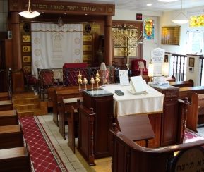 Synagogue Sevran - 2