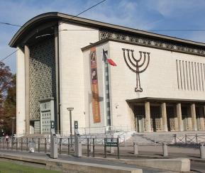 Synagogue Strasbourg 67000 rue Schweighaeuser - 1