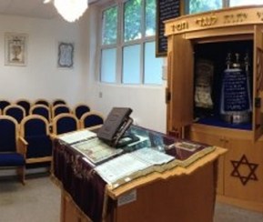 Synagogue Suresnes - 1