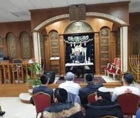 Synagogue Villier-le-Bel - 1