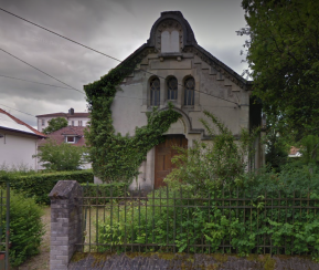 Synagogue Vittel - 1