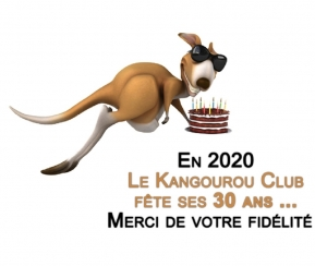 Kangourou Club Pessah 2020 - 2