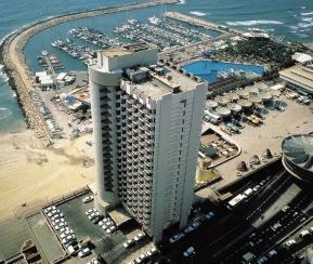 Hôtel Leonardo beach Tel Aviv - 1