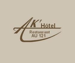 AK'Hôtel - AU 121 - 1