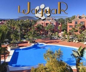 Marbella avec Le Jaguar - 1
