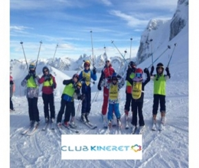 Club Kineret - Ski - Ancelle- 6-12 ans - 1