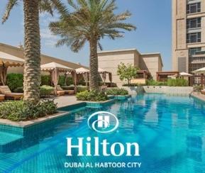 Sublim'K Dubaï Décembre 2021 Hilton - 1