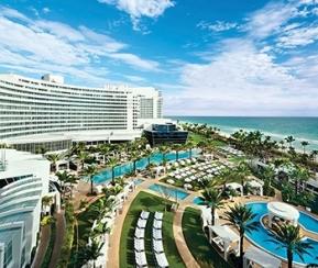 Hôtel Fontainebleau Miami Beach - 1