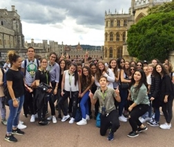 Colonie Club Kineret Londres  11  - 14 ans / 15 - 16 ans - 1