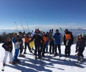 Club Kineret -Ski-Décembre-Ancelle-13-17 ans - 1