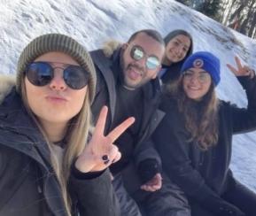 Club Kineret -Ski-Décembre-Ancelle-13-17 ans - 2