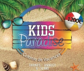 Voyages Cacher Colonie Kids Paradise - 1