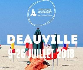 French Jewrney Deauville - 6-13 ans - Du 9 au 26 Juillet 2018 - 1