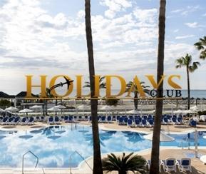 Club holidays - 1