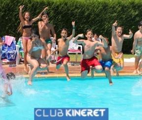 Club Kineret BLAYE - JUNIORS - 1