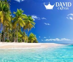 Les Caraibes - Antilles 06/01/2022 au 13/01/2022 Croisière casher David Cruise - 1
