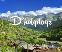 D'HOLYDAYS Les Arcs - 1
