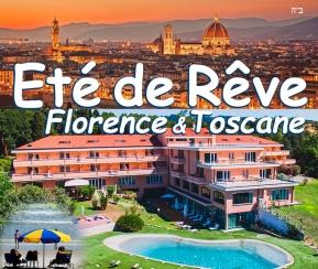 LIVE613 Eté de Rêve Florence & Toscane - 1