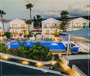 Caprice Spa Kosher Resort Chypre Souccot - 1
