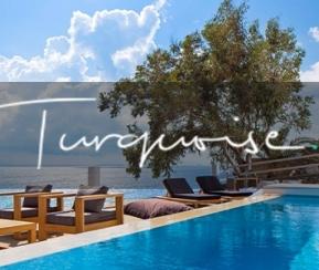 Club Turquoise Mykonos été 2021 - 2