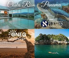 Costa Rica Panama avec Oneg Loisirs & Puentes Evasion - 1