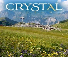 ÉTÉ 2021 Alpe D'huez avec Crystal Club - 1