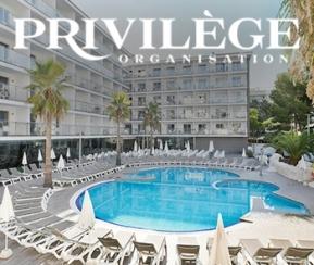 Privilège organisation Salou - 1
