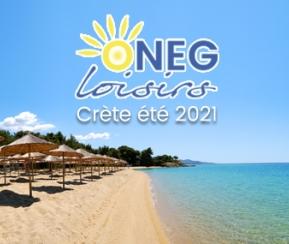 Été 2021 en Crète avec Oneg Loisirs - 1