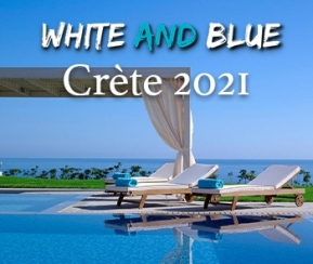 Crète Royal Blue Hotel White & Blue - 1