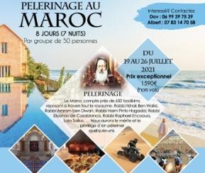 Pèlerinage au Maroc - 1