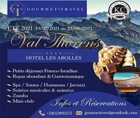 Val Thorens avec Gourmet Travel - 1