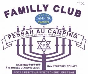 Familly Club Pessah 2021 - 1